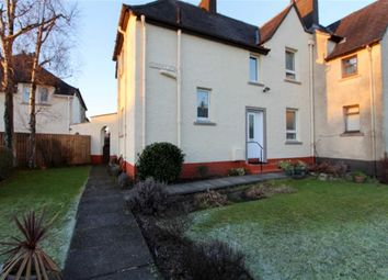 Thumbnail 3 bed semi-detached house for sale in Sydney Street, Clydebank