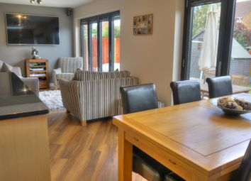Thumbnail 4 bed detached house for sale in Ripley Close, Bedlington