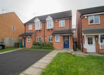 Thumbnail 2 bedroom semi-detached house for sale in Whitworth Rise, Nottingham