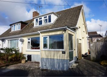 Thumbnail 4 bed semi-detached house for sale in Bownder Vean, St. Austell