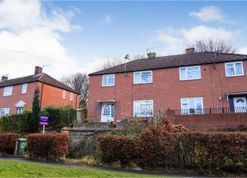 Thumbnail 4 bed semi-detached house for sale in Monkswood Avenue, Leeds