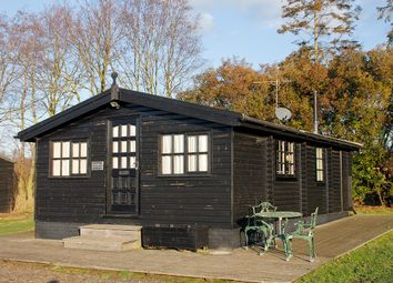 Thumbnail 1 bed lodge to rent in Hazel Shrub, Bentley Ipswich