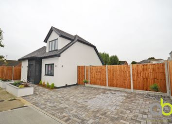 Thumbnail 3 bed detached house for sale in Wycombe Avenue, Benfleet