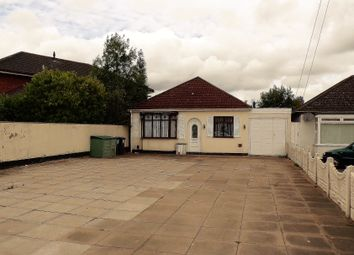Thumbnail 2 bed detached bungalow for sale in Church Road, Sheldon, Birmingham