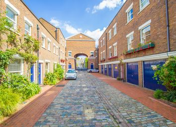 Thumbnail 3 bedroom mews house for sale in Shrewsbury Mews, London
