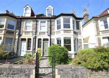Thumbnail 5 bed semi-detached house for sale in Henleaze Avenue, Henleaze, Bristol
