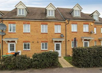 Thumbnail 3 bed town house for sale in Johnson Drive, Leighton Buzzard