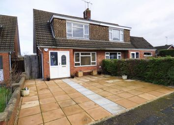 Thumbnail 3 bed semi-detached house for sale in Windsor Drive, Tuffley, Gloucester