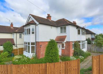 Thumbnail 3 bed property to rent in Salisbury Avenue, St Albans, Herts