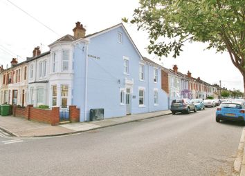 Thumbnail 4 bed terraced house for sale in Chitty Road, Southsea
