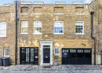 Thumbnail 3 bed terraced house to rent in Wilton Row, London