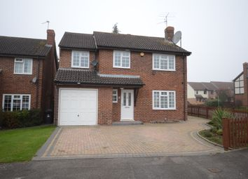 Thumbnail 4 bedroom detached house for sale in Ledbury Drive, Calcot, Reading