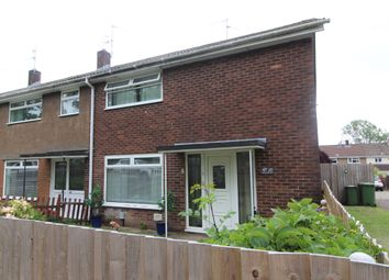 Thumbnail 4 bed end terrace house for sale in Windsor Road, Fairwater, Cwmbran