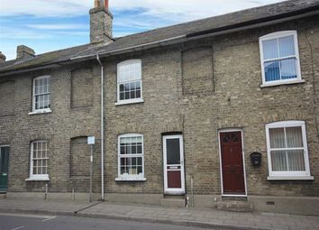 Thumbnail 2 bedroom terraced house for sale in Cross Street, Sudbury