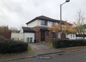 Thumbnail 4 bed semi-detached house to rent in Redding Grove, Crownhill, Milton Keynes