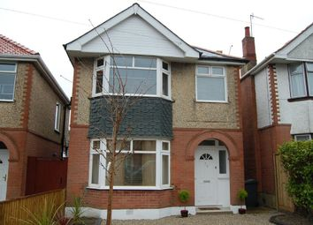 Thumbnail 3 bedroom detached house to rent in Sheringham Road, Poole
