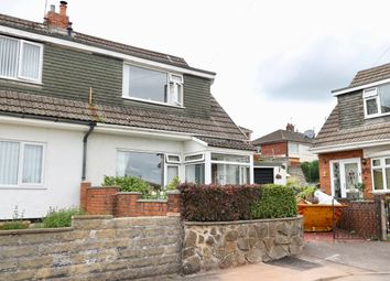 Thumbnail 3 bed semi-detached house for sale in Andrews Close, Heolgerrig, Merthyr Tydfil