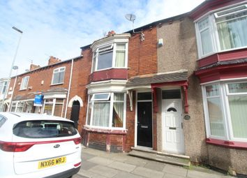 Thumbnail 3 bedroom terraced house for sale in St. Barnabas Road, Middlesbrough