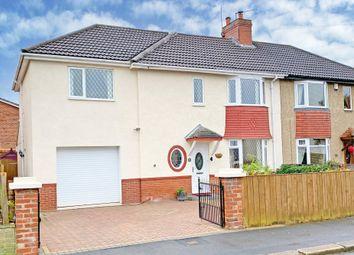 Thumbnail 4 bed semi-detached house for sale in Grosvenor Road, Harrogate