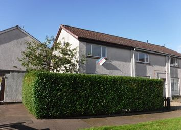 Thumbnail 2 bed end terrace house to rent in Restenneth Drive, Forfar