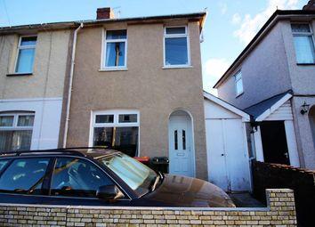 Thumbnail 2 bed end terrace house for sale in Marshfield Street, Newport