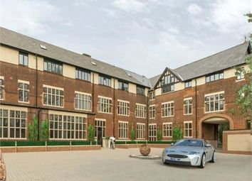 Thumbnail 3 bedroom flat to rent in Courtyard House, The Ridgeway, Mill Hill