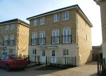 Thumbnail 3 bedroom property to rent in Marius Crescent, Hampton Hargate, Peterborough