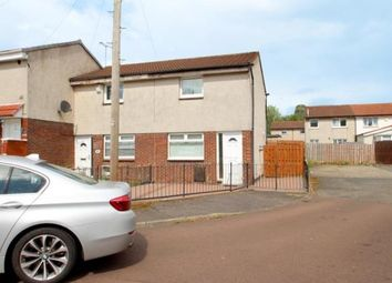 Thumbnail 2 bedroom end terrace house for sale in Ardargie Grove, Carmyle, Glasgow