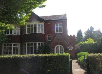 Thumbnail 4 bed semi-detached house to rent in Elm Avenue, Beeston, Nottingham