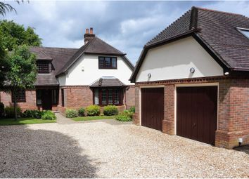 Thumbnail 4 bed detached house for sale in Cherry Drove, Horton Heath, Eastleigh