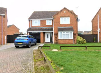 Thumbnail 4 bed detached house for sale in Market Rasen Way, Holbeach, Spalding