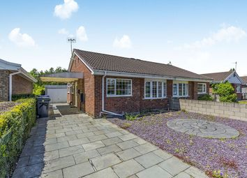 Thumbnail 3 bed bungalow for sale in Defoe Drive, Stoke-On-Trent