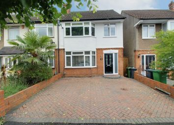 Thumbnail 4 bed semi-detached house for sale in Churchgate, Cheshunt, Waltham Cross