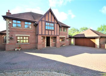 Thumbnail 4 bed detached house for sale in Oakdale View Midgery Lane, Preston