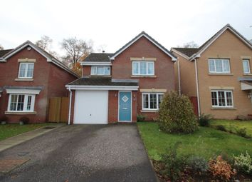 Thumbnail 3 bed detached house for sale in Woodlea Grove, Glenrothes