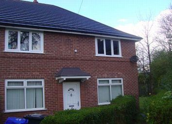 Thumbnail 2 bedroom flat for sale in Fencot Drive, Manchester