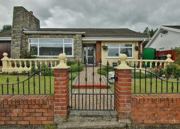 Thumbnail 3 bed detached bungalow for sale in Rowan Way, Rassau, Ebbw Vale