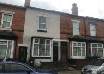 Thumbnail 3 bed property to rent in Uplands Road, Handsworth, Birmingham