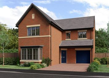 "Thumbnail 4 bed detached house for sale in ""The Fenwick"" at School Aycliffe, Newton Aycliffe"