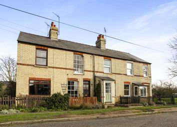 Thumbnail 2 bedroom terraced house for sale in New School Road, Histon, Cambridge