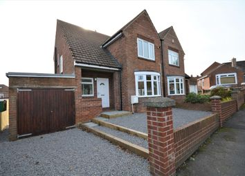 Thumbnail 2 bed semi-detached house for sale in Drybourne Park, Shildon