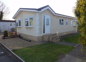 Thumbnail 2 bed mobile/park home to rent in Mobile Home Park, Melksham, Wiltshire