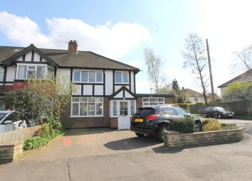 Thumbnail 4 bed end terrace house for sale in Culvers Avenue, Carshalton