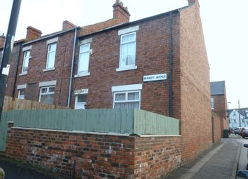 Thumbnail 3 bed end terrace house for sale in Beanley Avenue, Newcastle Upon Tyne
