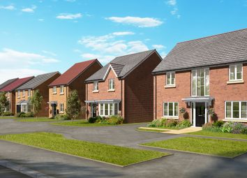 "Thumbnail 4 bed detached house for sale in ""The Grainger"" at Barff Lane, Brayton, Selby"