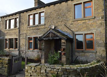 Thumbnail 4 bed farmhouse to rent in Ashes Lane, Huddersfield