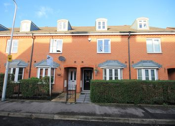 Thumbnail 4 bed town house for sale in York Road, Newbury