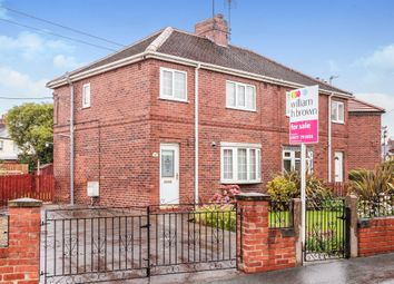 Thumbnail 3 bed semi-detached house for sale in Pinders Garth, Knottingley