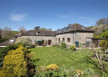 Thumbnail 4 bed link-detached house for sale in Otter Court, Ingsdon, Newton Abbot, Devon