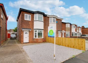 Thumbnail 3 bed semi-detached house for sale in Malvern Road, Hull, East Yorkshire